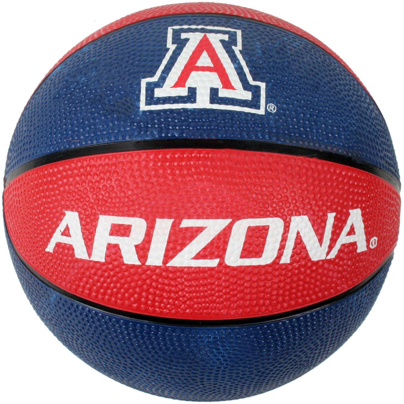 Arizona Wildcats Mini Rubber Basketball B0172IEMK6