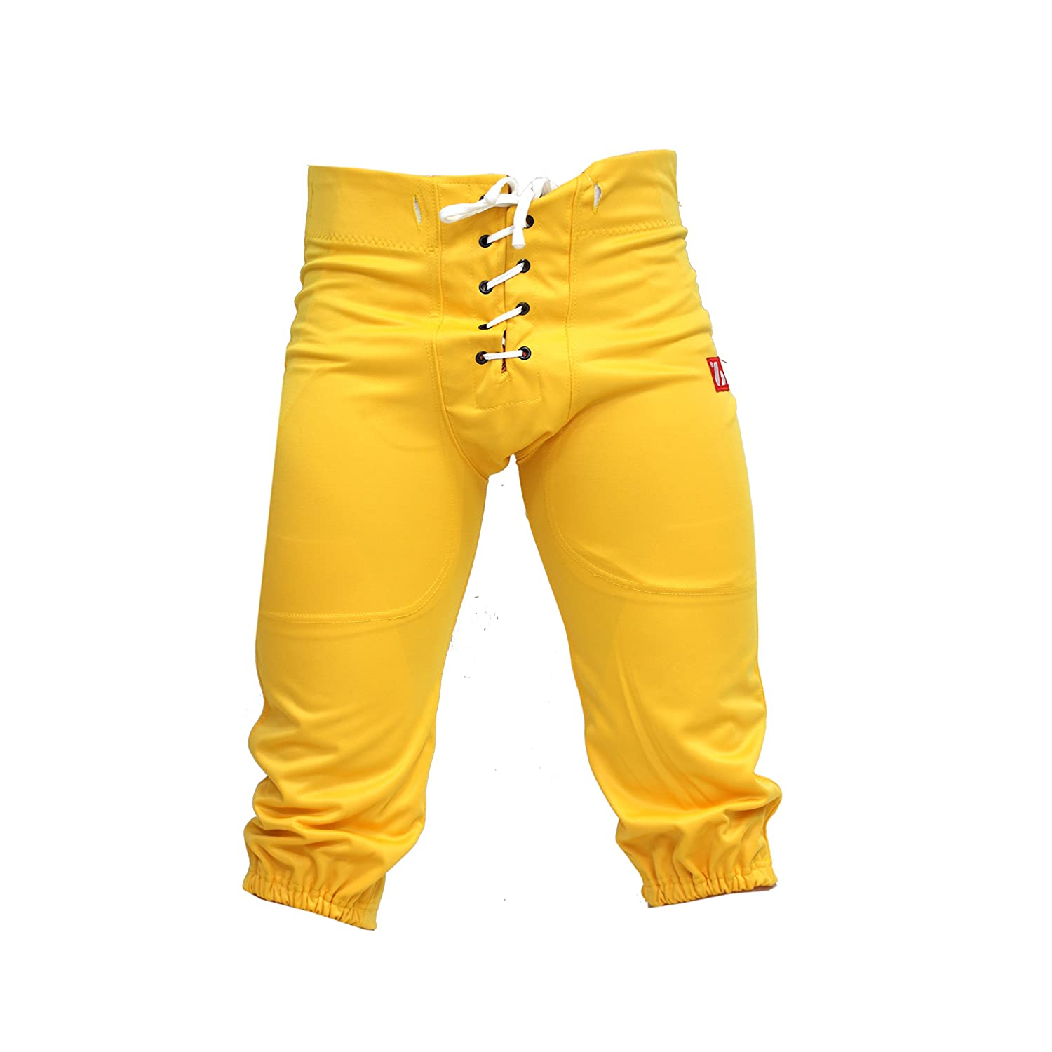 FP-2 football pants, match, yellow barnett