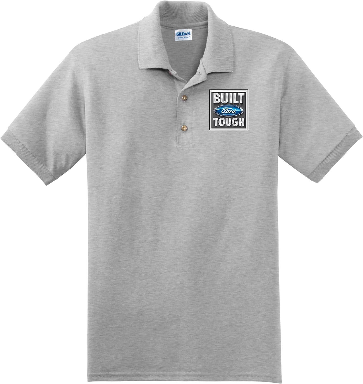 Trenz Shirt Company Ford - Polo de Golf (Talla S-XXXL) - Negro ...