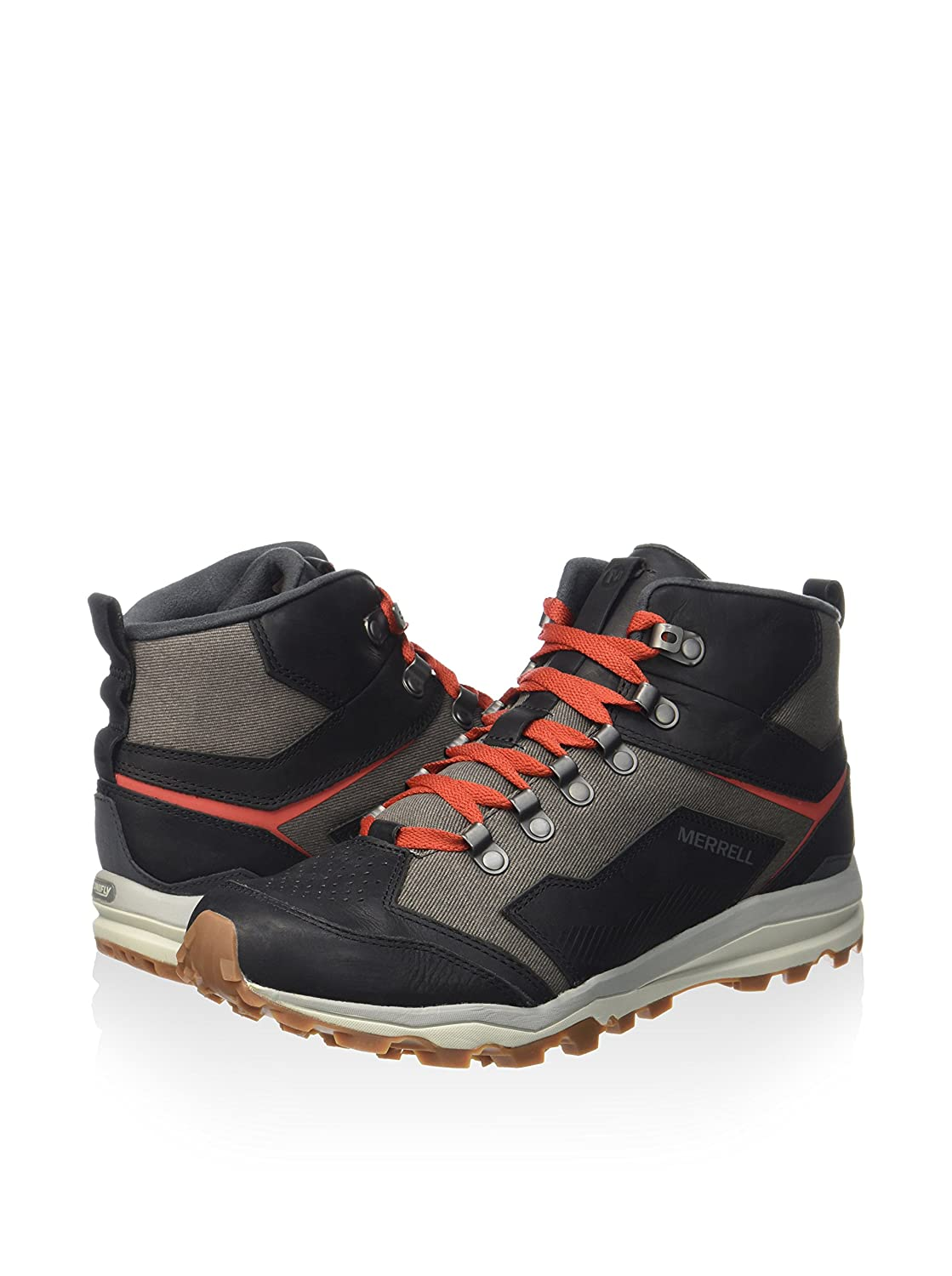 375a5ad2af Merrell Scarponcino Outdoor all out Crusher Mid M Nero/Grigio EU ...