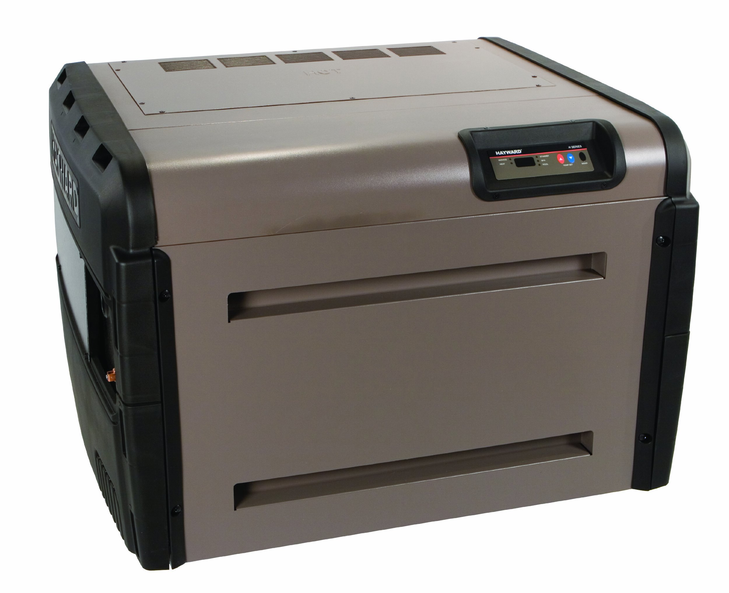 Hayward H300FDP Universal H-Series Low NOx 300,000 BTU Propane Gas Residential Pool and Spa Heater