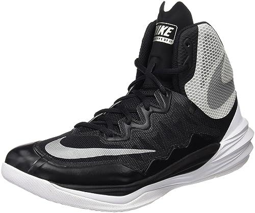 online store 77f67 0cb69 Nike Prime Hype DF II, Zapatillas de Baloncesto para Hombre  Nike   Amazon.es  Zapatos y complementos