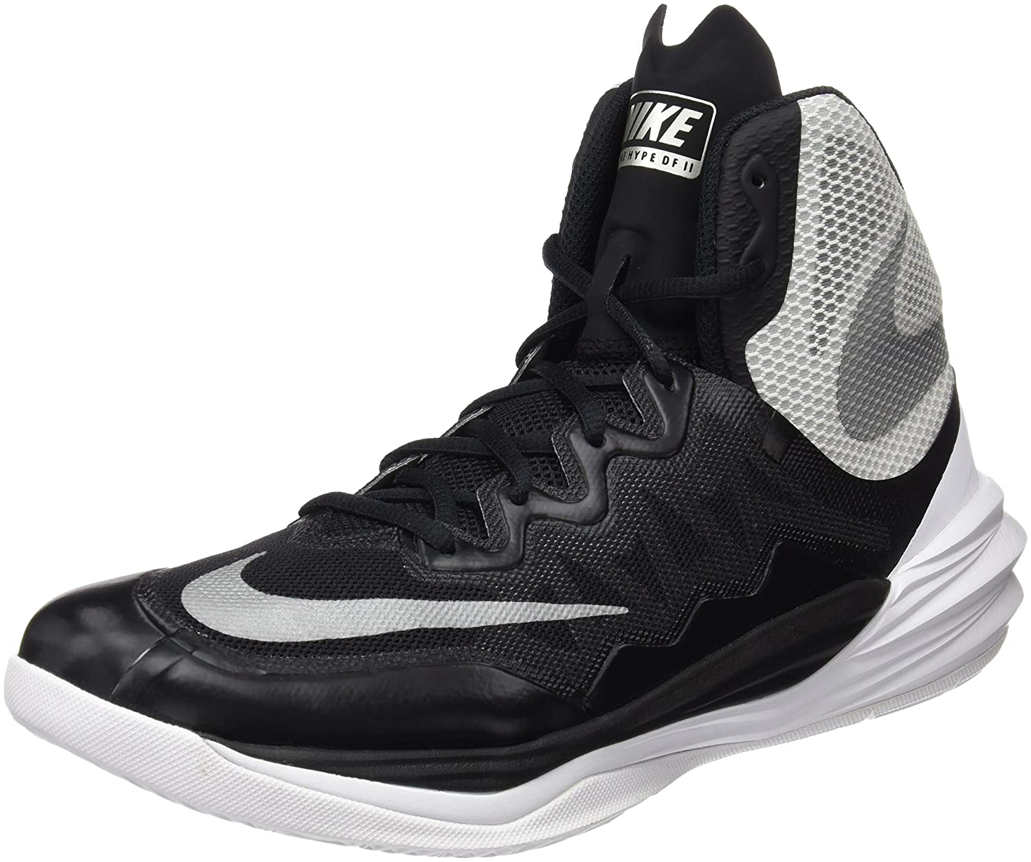 purchase cheap cf984 27b5a Nike Men's Prime Hype Df Ii Basketball Shoes
