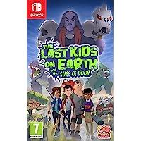 The Last Kids on Earth - Nintendo Switch