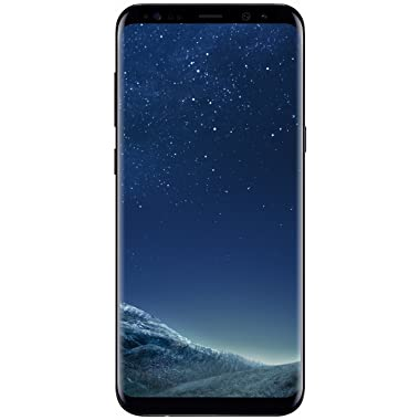 Samsung Galaxy S8+ 64GB Phone, Midnight Black (Verizon)