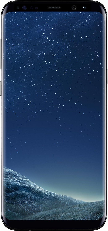 """Samsung Galaxy S8+, 6.2"""" 64GB (Verizon Wireless) - Midnight Black"""