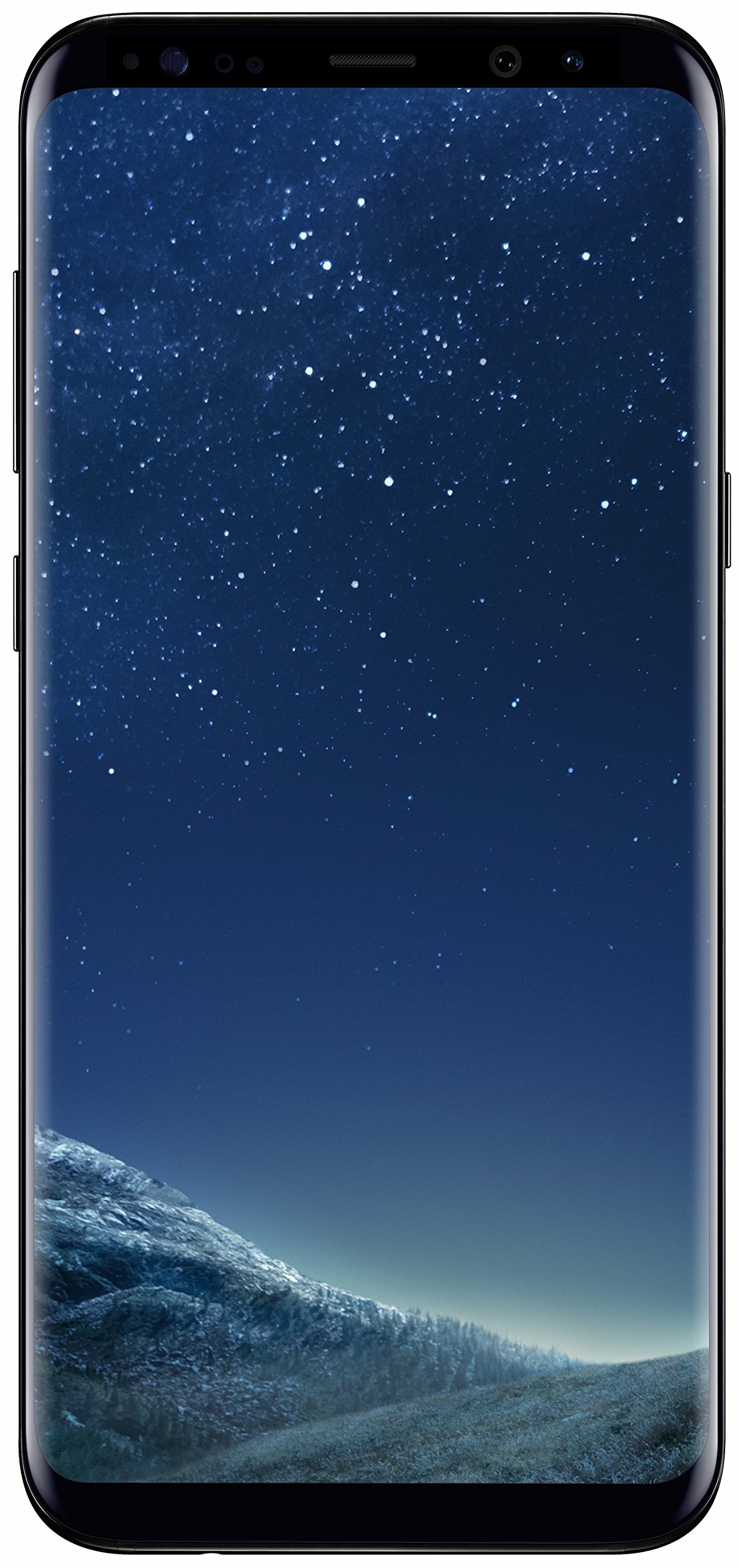 Samsung Galaxy S8+, 6.2'' 64GB  (Verizon Wireless) - Midnight Black by Samsung (Image #1)