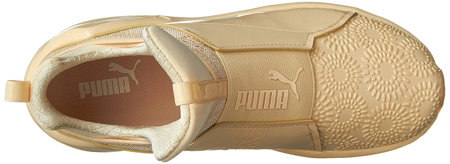 PUMA Women's Fierce Krm Cross-Trainer Shoe B01FE0K1FO 9.5 M US|Dawn/Puma White
