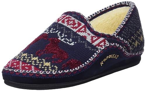 NORDIKAS Classic, Zapatillas de Estar por casa para Hombre: Amazon.es: Zapatos y complementos
