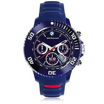 Ice-Watch - BMW Motorsport (sili) Dark blue - Reloj blu para Hombre