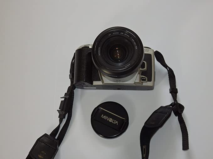 Minolta Dynax 505si - SLR Cámara - Cámara réflex analógica Incluye ...
