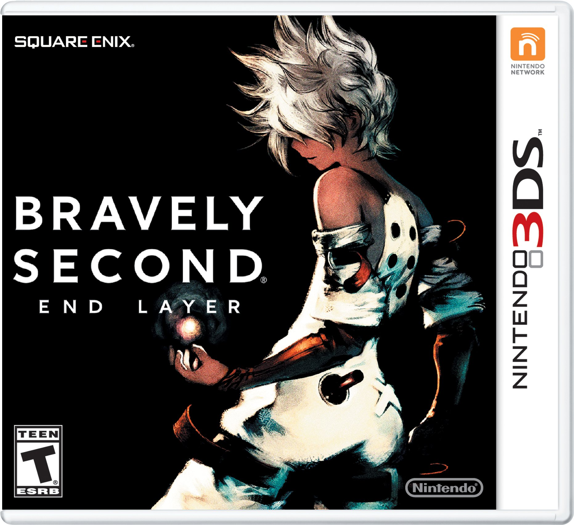 Bravely Second End Layer - 3DS [Digital Code]