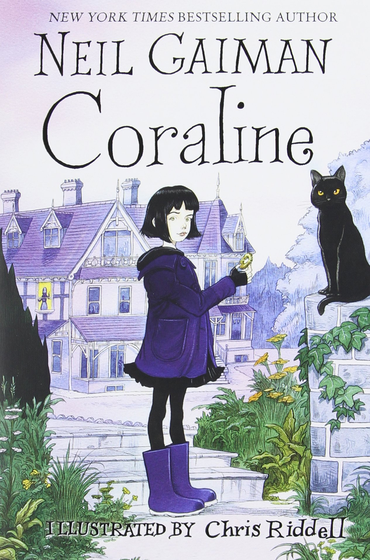 Image result for coraline book