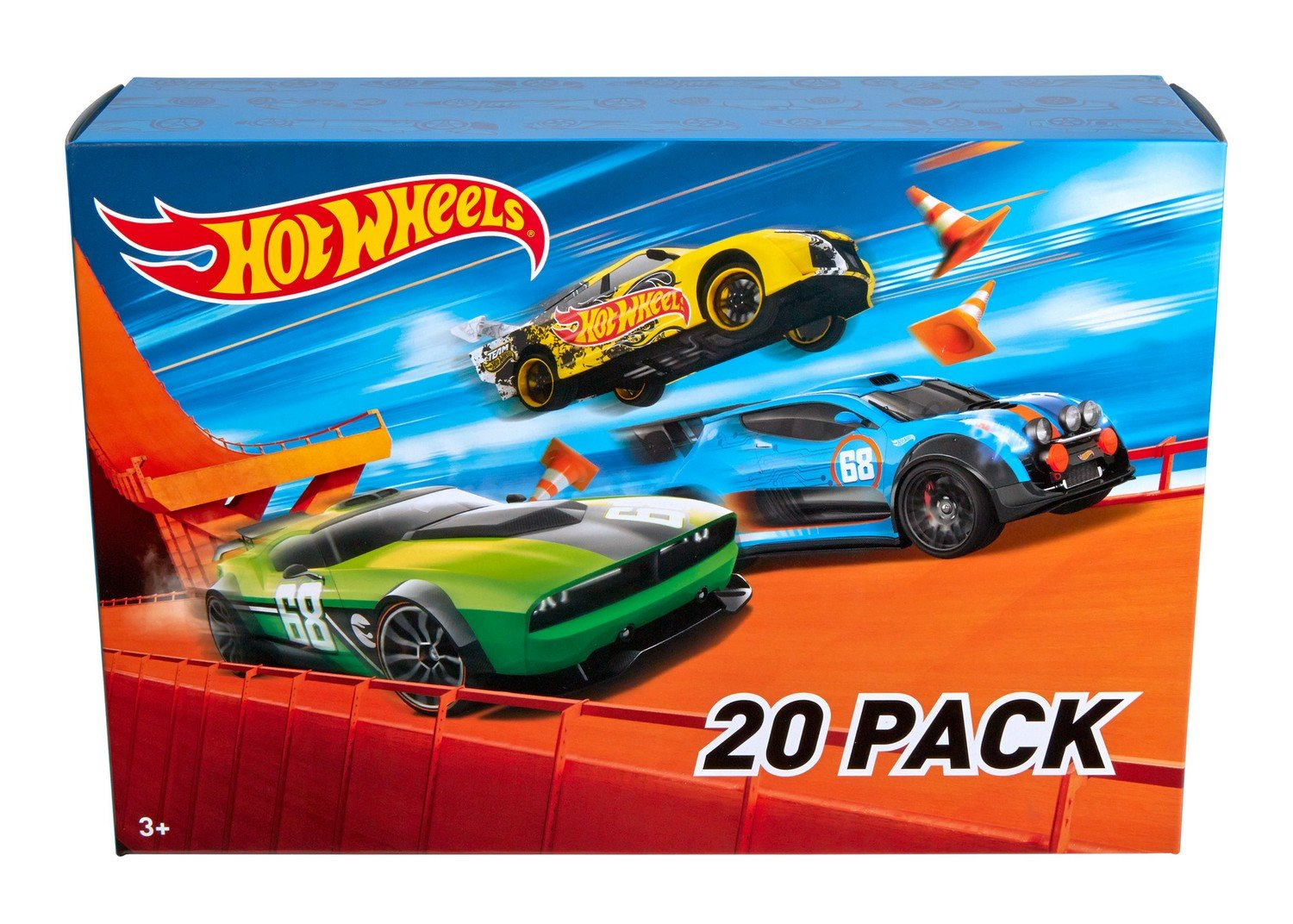 Amazon.com: Hot Wheels 20 Car Gift Pack (Styles May Vary): Toys U0026 Games Good Ideas