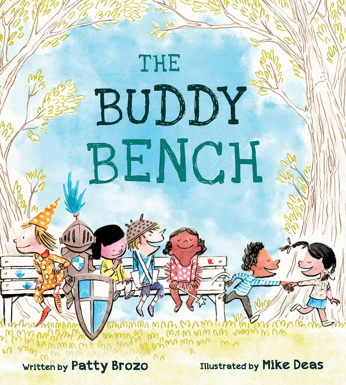 The Buddy Bench: Brozo, Patty, Deas, Mike: 9780884486978: Amazon.com: Books