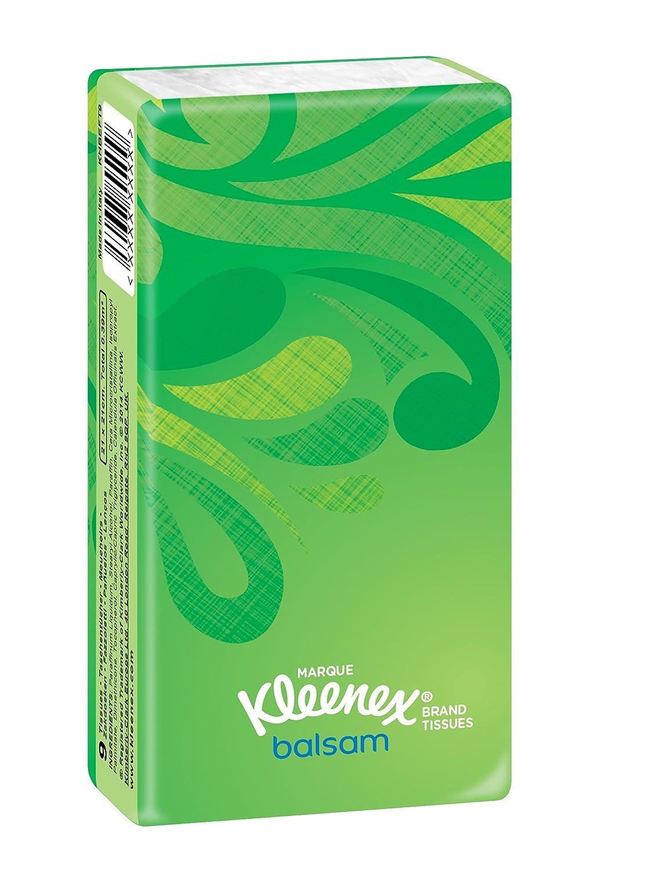 Pañuelos Kleenex Balsam Pack de 10 (8+2) - Pack de 3: Amazon.es: Salud y cuidado personal