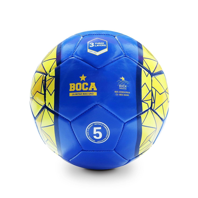 Amazon.com: Boca Juniors Balón de fútbol producto oficial ...