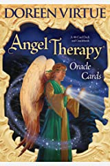 Angel Therapy Oracle Cards: A 44-Card Deck and Guidebook Cards