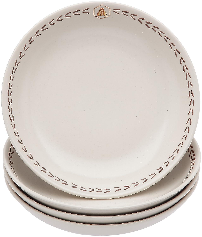 Porzellan 4X Olivenschnecke Ø 17,0 cm