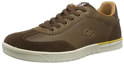 38SL003-204, Herren Sneakers, Braun (Braun 300), 40 EU Dockers by Gerli