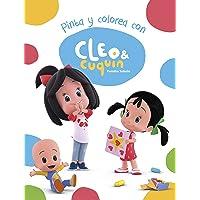 Pinta y colorea con Cleo y Cuquín (Cleo y Cuquín. Actividades)
