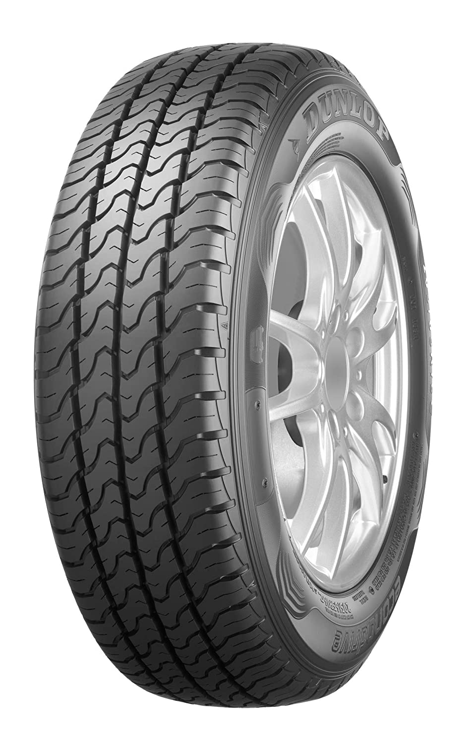Dunlop Econodrive - 215/60/R17 109T - C/B/70 - Summer Tire (Light Truck) GOODYEAR DUNLOP TIRES OPERATIONS S.A.