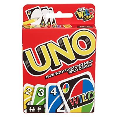 UNO Card Game: Toys & Games