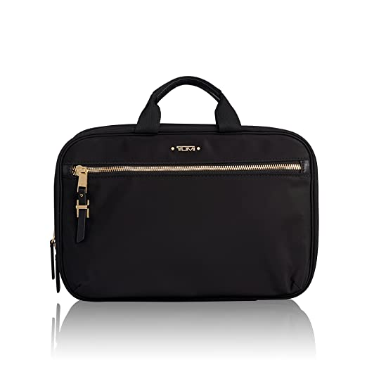The TUMI - Voyageur Madina Cosmetic Bag travel product recommended by Kira Brereton on Lifney.