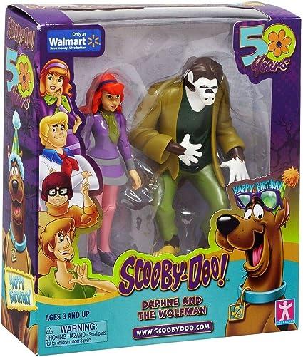 "Utarl Rare 5/"" Scooby-Doo Daphne 50th Anniversary Exclusive Figure Hanna-Barber K"