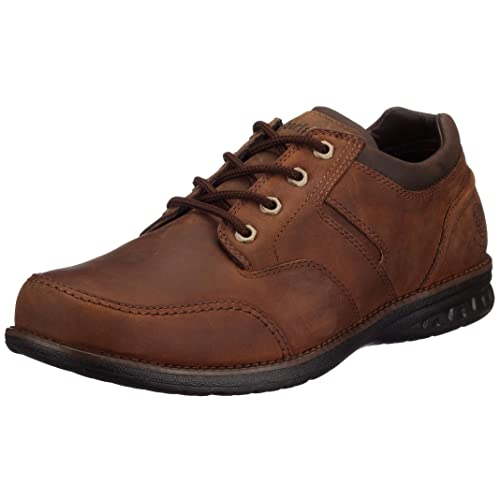 Timberland City Adventure Traditional - Rugged - Mocasines de Cuero Nobuck para Hombre, Color marrón, Talla 45.5: Amazon.es: Zapatos y complementos