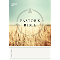 CSB Pastor's Bible
