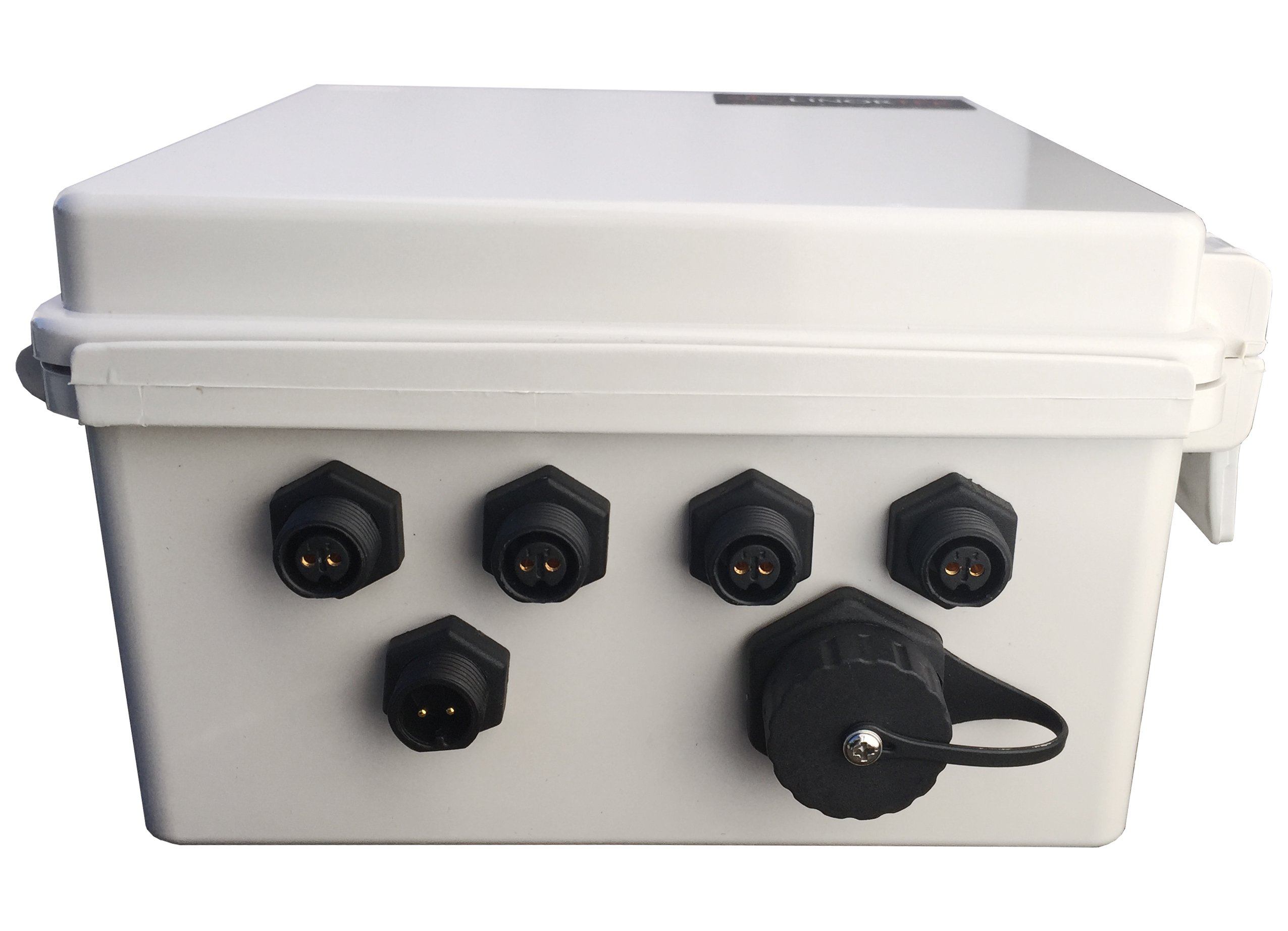 Linortek Netbell-4 TCP/IP Ethernet 4 Zone Bell Ringer Web-based Bell Controller for Alarm Signal Bell/Horn/Buzzer and Other Timed Equipment POE by Linortek (Image #3)