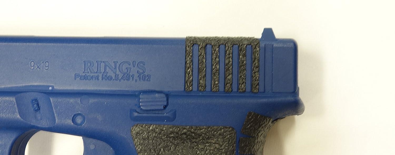 Amazon.com: Premium agarre Wrap para Glock 17, 22, 24, 30 ...