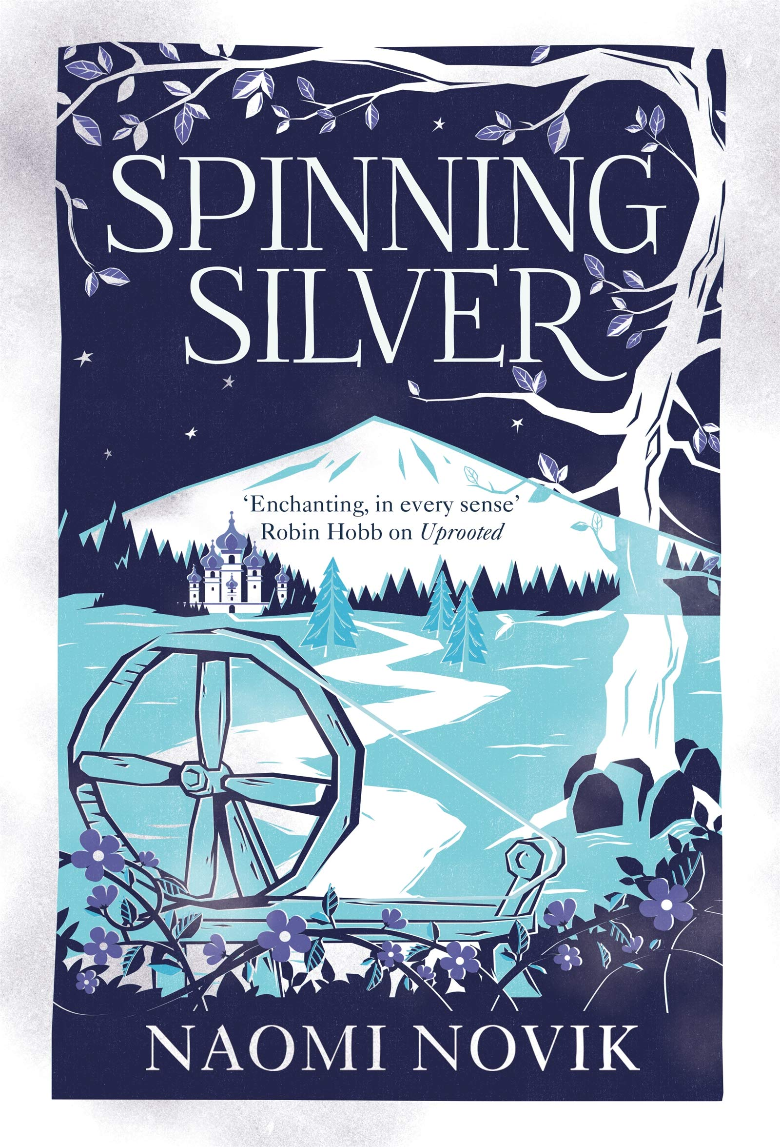 Spinning Silver: Amazon.co.uk: Novik, Naomi: 9781509899012: Books