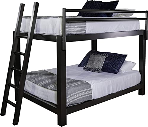Queen Over Queen Adult Bunk Bed