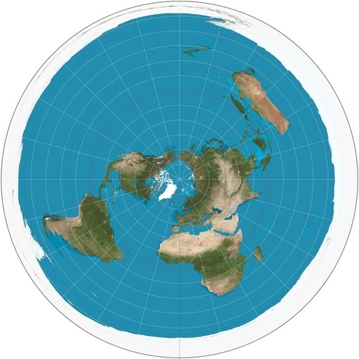 Flat Earth App ()
