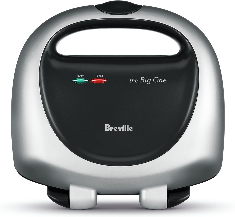 Breville BTS100SIL The Big One Sandwich Maker