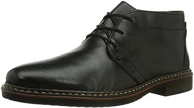 Rieker 30423, Men's Desert Boots, Black (Schwarz/01), 11 UK