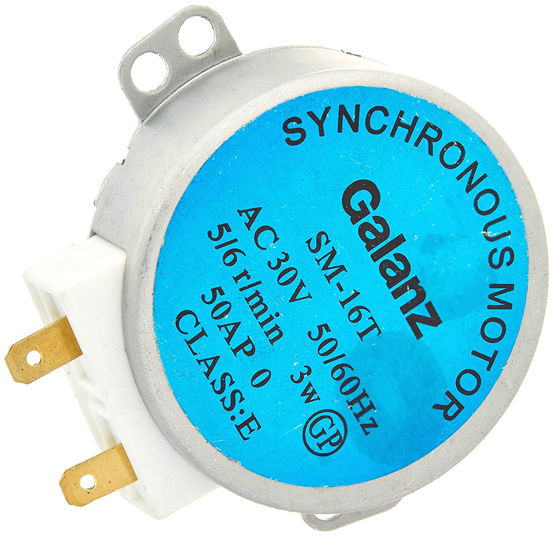 ALONGB Horno Motor síncrono Microondas SM-16T AC 30V 3.5 / 4W 5 ...