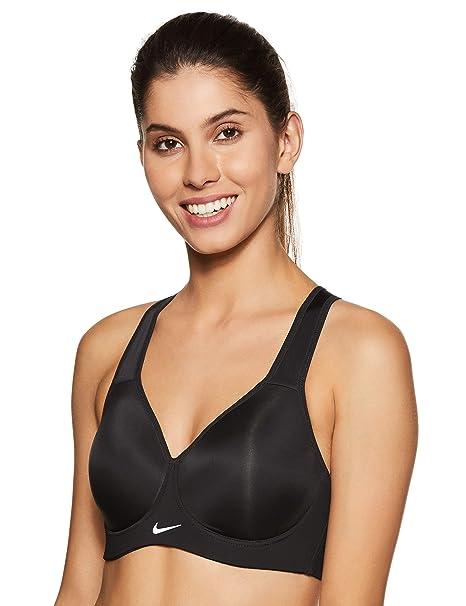 Nike New Pro Rival Bra Sujetador Deportivo, Mujer: Amazon.es: Ropa ...