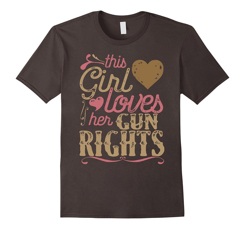 Gun Rights Shirt Tshirt Gift Tee Guns 2nd amendment-Vaci