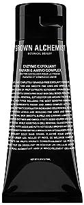 Grown Alchemist Enzyme Facial Exfoliant - Papain & Amino Complex - Fruit Enzyme Face Exfoliator (75ml / 2.53oz)
