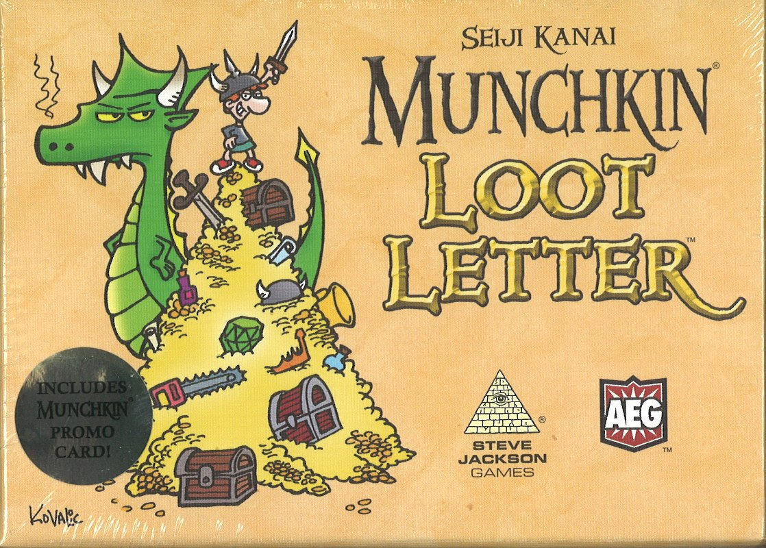 Steve Jackson Games Munchkin Cthulhu Expansion 2: Call of Cowthulhu John Kovalic SJG 1453 Games/Puzzles