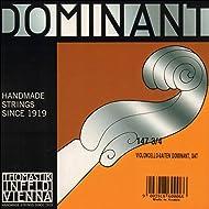 Thomastik Dominant 3/4 Cello String Set Medium Gauge