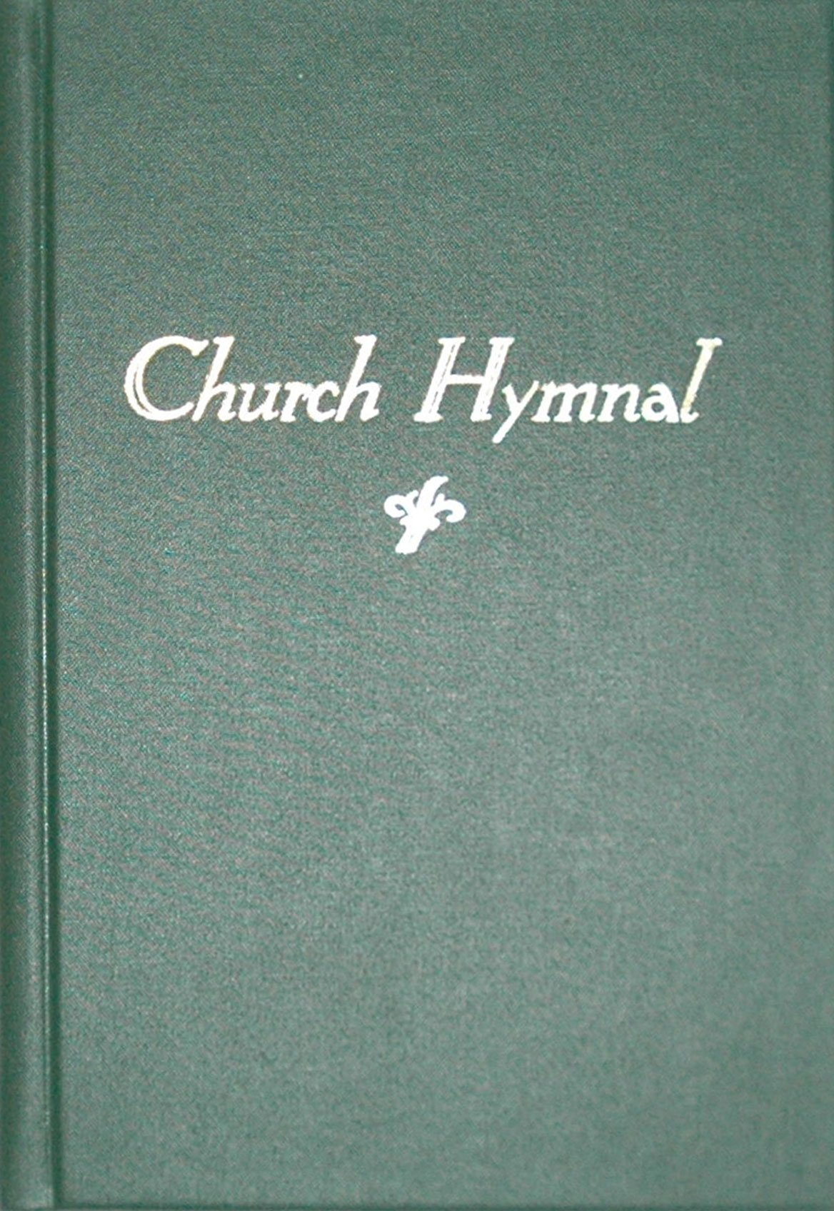 Church Hymnal Green Shaped Notes Only