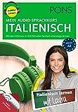 PONS Mein Audio-Sprachkurs Italienisch: Mit dem Hörkurs in 330 Minuten flexibel unterwegs lernen