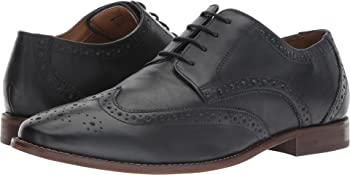 Mens Finley Wing-Tip Oxford