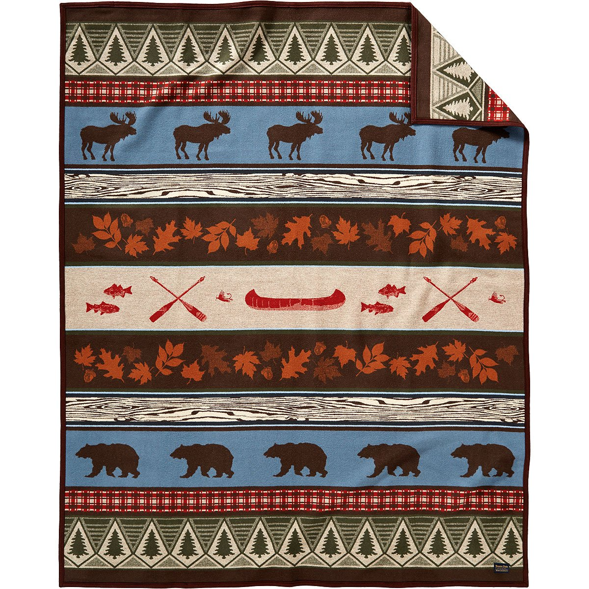 Pendleton Pine Lodge Twin by Pendleton Woolen Mills (Image #1)
