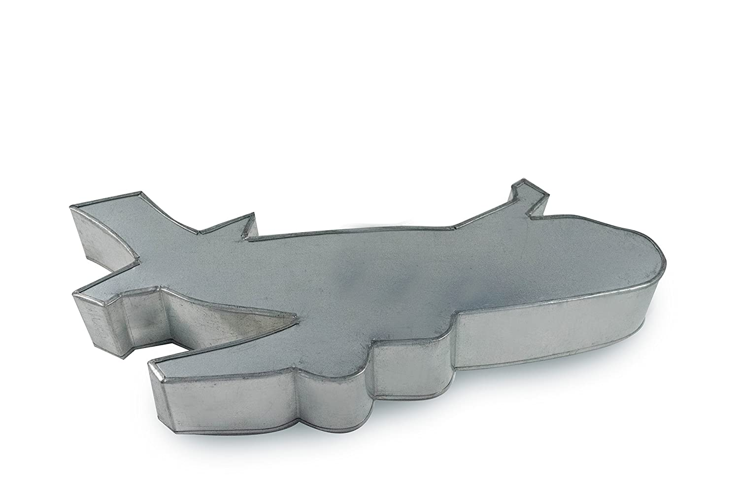 Aeroplane Shape Cake Tin Pan for Birthday Novelty Fun Cake Mould EURO TINS CT320A