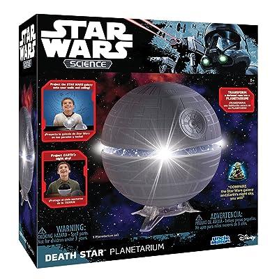 Star Wars Science Death Star Planetarium - Uncle Milton: Toys & Games